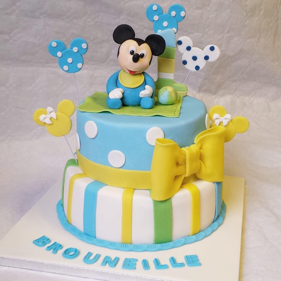 tårta till ettåring